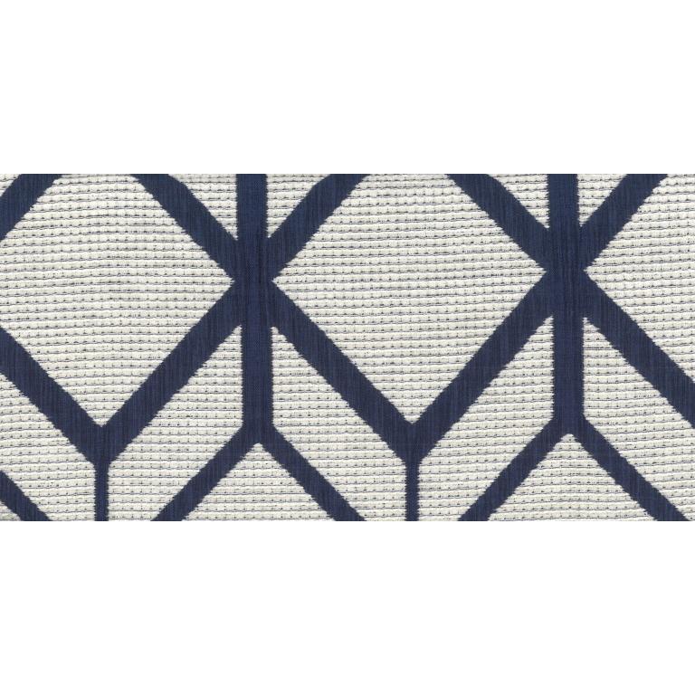 rideau a motifs geometriques avec oeillets gris et noir homemaison vente en ligne tous les rideaux