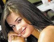 Mariana Bridi da Costa, cea care a fost rapusa de Pseudomonas
