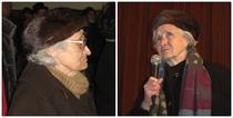 Nora si Valentina, surorile lui Valeriu Gafencu