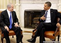 Netanyahu si Obama, la Casa Alba (5 martie 2012)