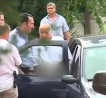 Dan Voiculescu, scos din Politia Ilfov cu catuse