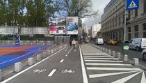 Piste biciclete Calea Victoriei