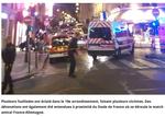 Explozii si impuscaturi la Paris 13 noiembrie 2015