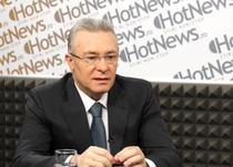 Cristian Diaconescu in studioul HotNews.ro