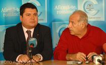 Bogdan Pascu si Dan Voiculescu