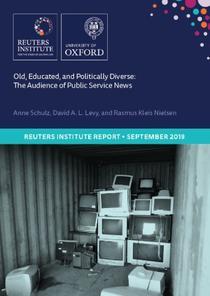 Studiu Reuters Institute - media publice