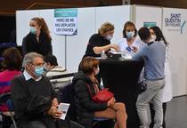 Vaccinare anti-Covid in Franta