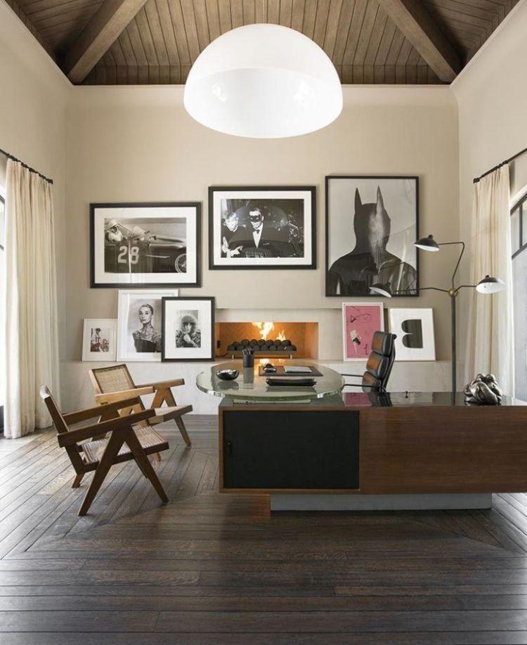 Look inside Kourtney Kardashian's art-filled, modern home ...