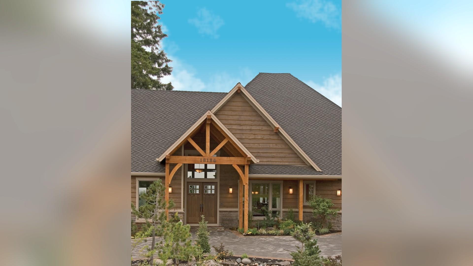 Craftsman House Plan 1411d The Timbersedge 5155 Sqft 4