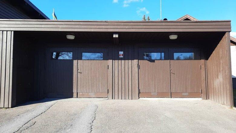 Automatiska garageportar Skånska Byggvaror