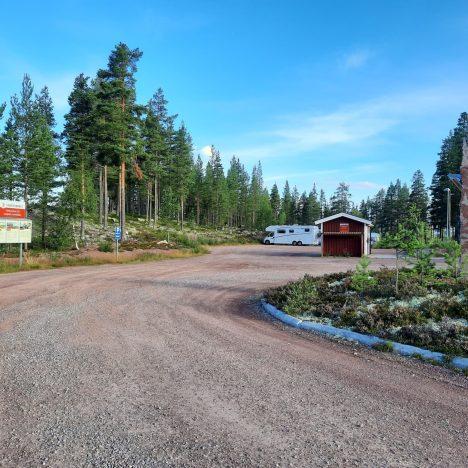 Rastplats Rundväg Fulunäset