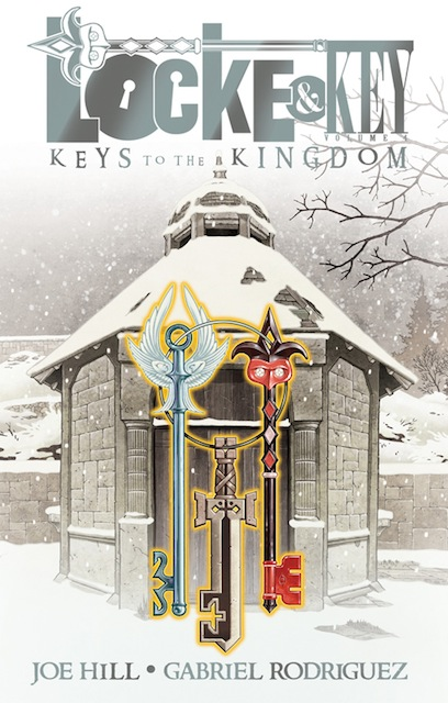 Resultado de imagem para keys to the kingdom locke and key