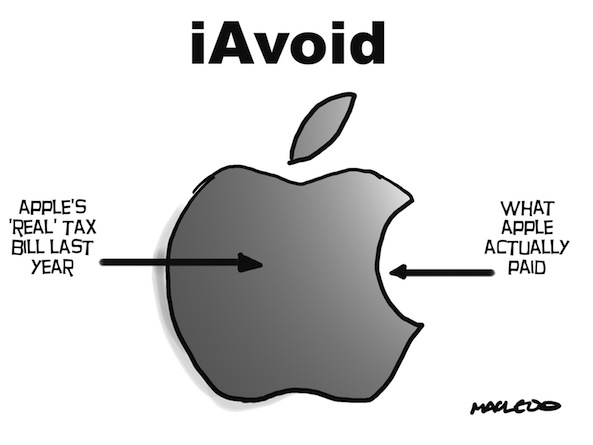 Image result for apple taxes