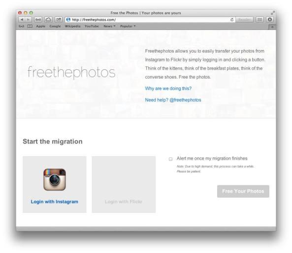 Free The Photos (screenshot 001)