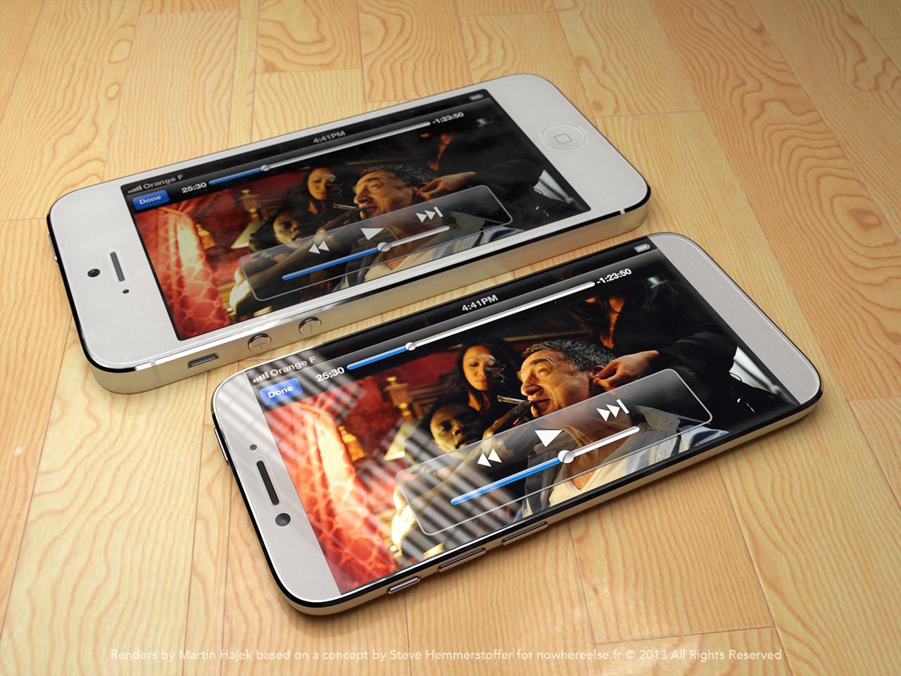 iPhone 6 mockup (Martin Hajek 004)