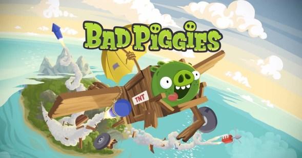 Bad Piggies ile ilgili görsel sonucu