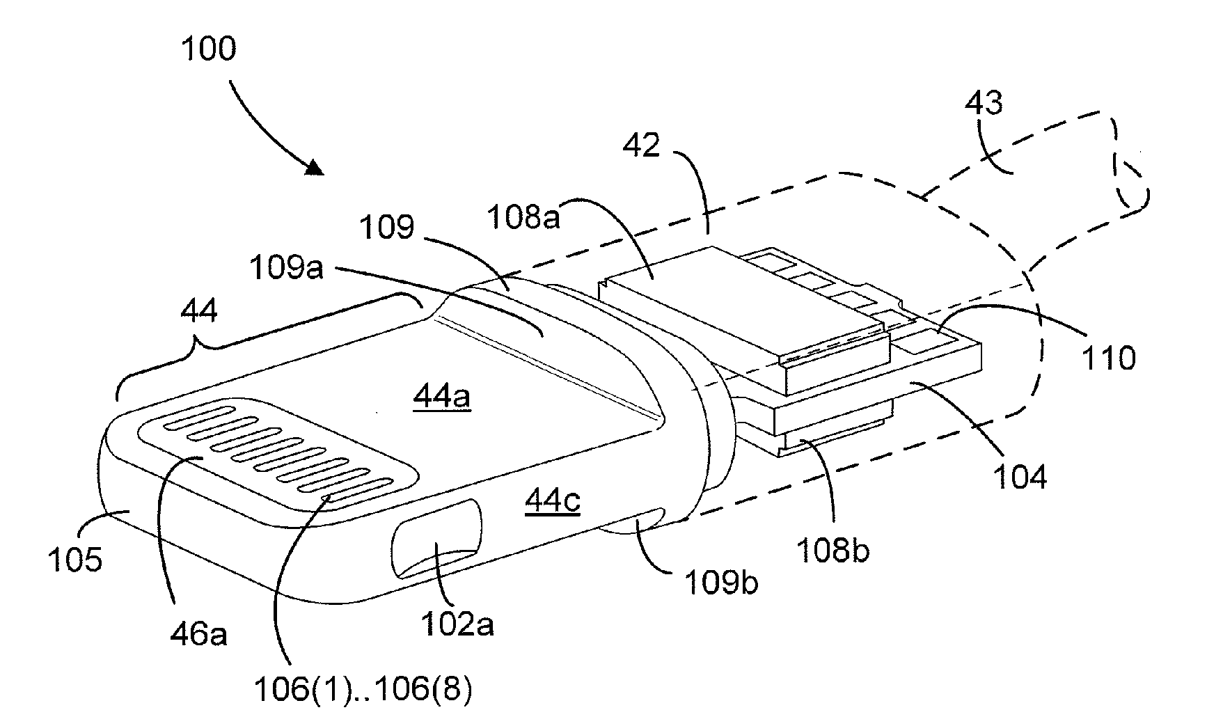 Uspto Publishes Apple S Extensive Lightning Connector Patent
