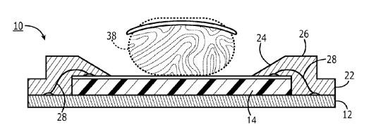 Brevetto Apple (sensore Fingerprint incapsulamento 003)