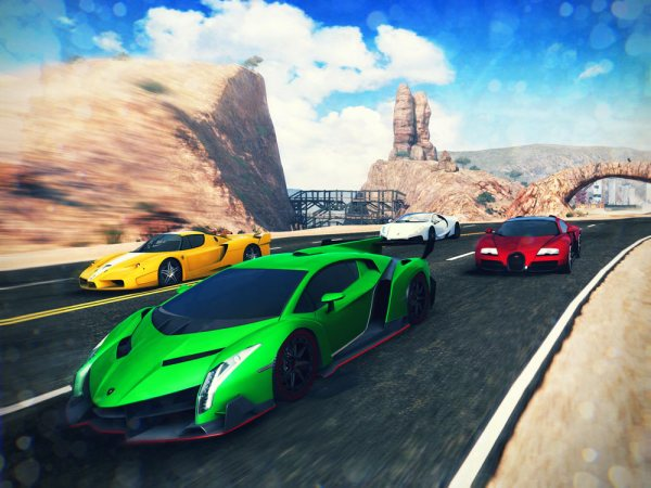 'Asphalt 8: Airborne' free for the weekend