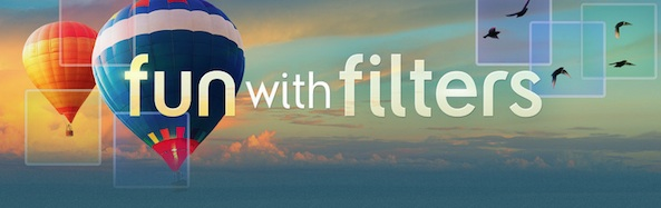 App Store Fun with Filters Banner