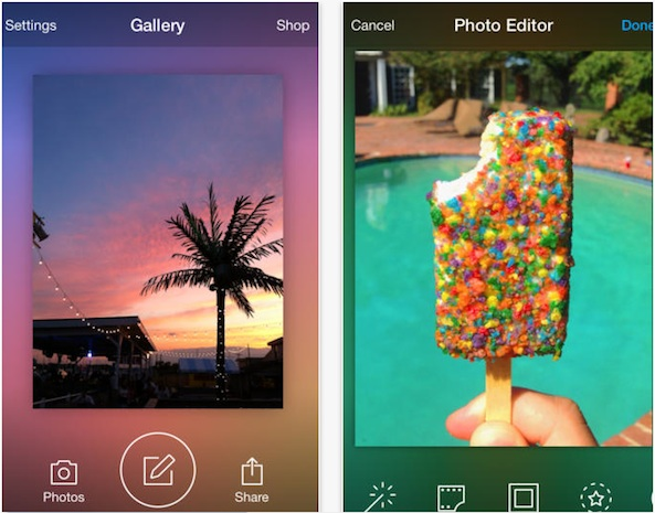 The best iPhone photography filter and effect apps