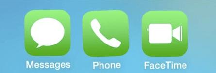 ikony aplikacji w iOS 7.1 beta 3