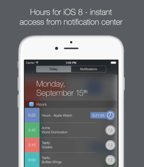 Make Your Own Notification Center in iOS