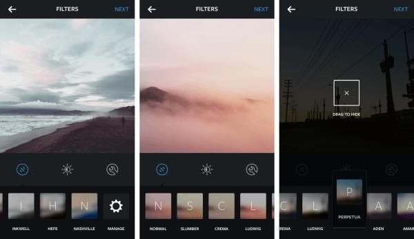 Instagram adds five new filters, Slow-Mo video uploading ...