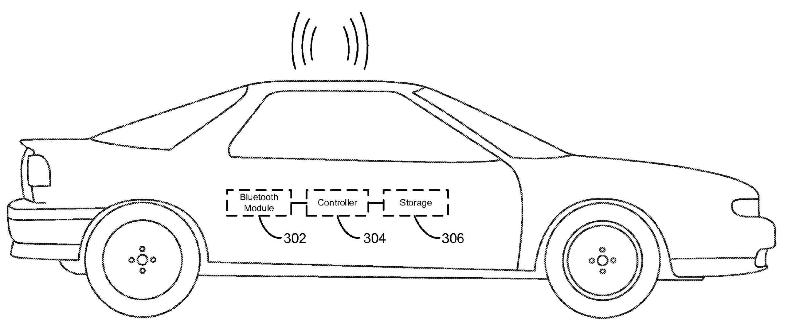 Apple Patent Details Advanced Wireless Car Control