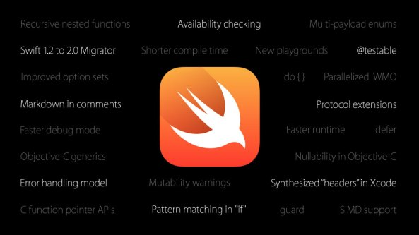Swift 2 new features