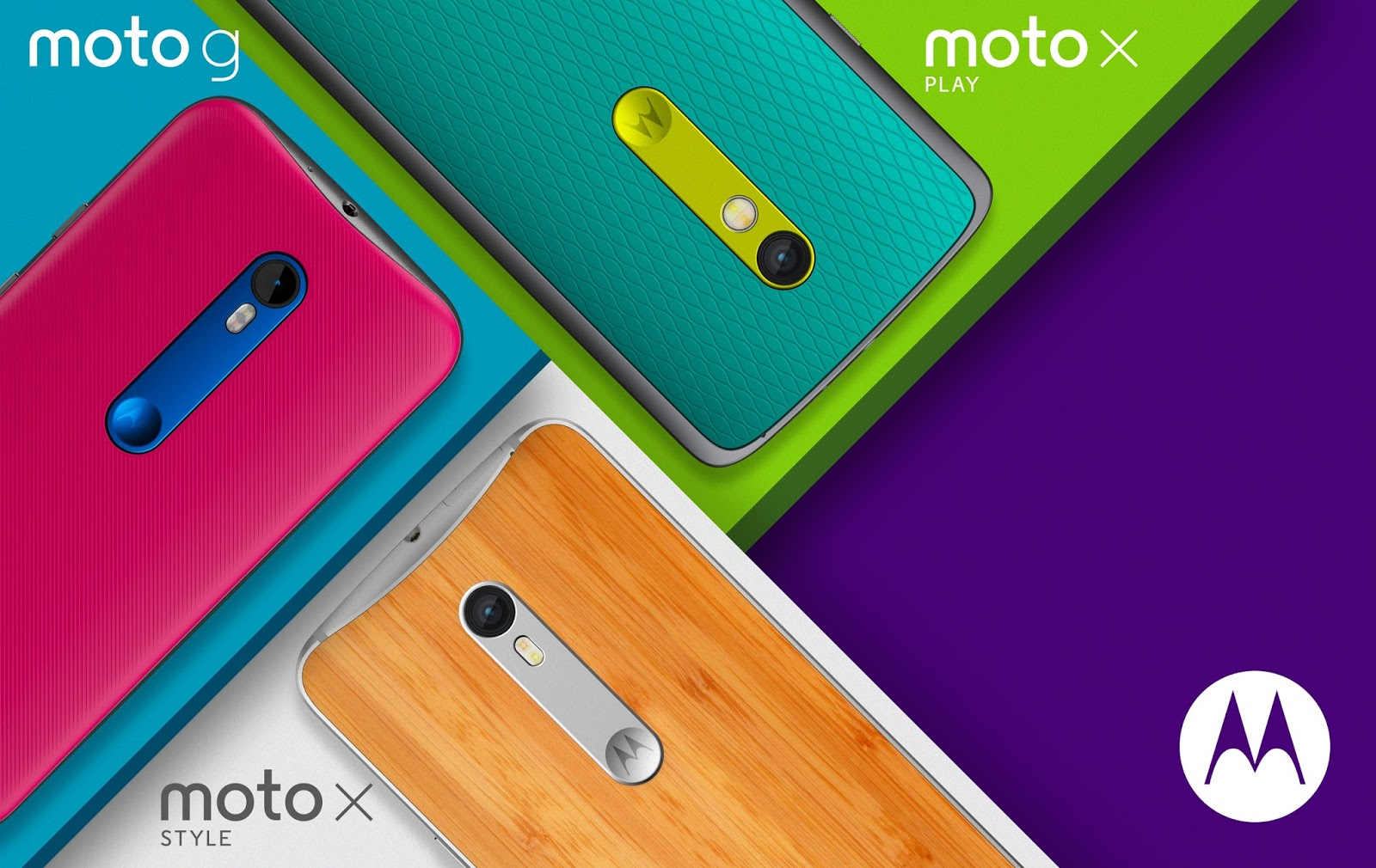Motorola announces 5.7-inch Moto X Style, Moto X Play and an updated Moto G!