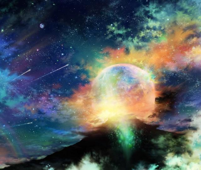 Amazing Night Sky Dark Star Space 9 Wallpaper