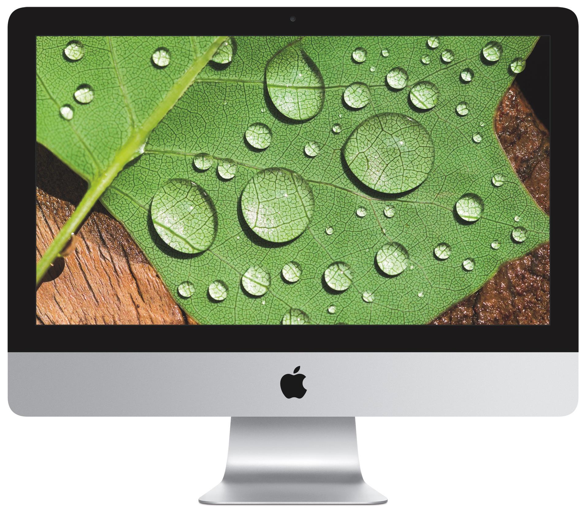 iMac a finales de 2015 la imagen de 21,5 pulgadas 002
