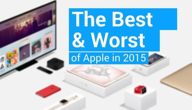 best worst apple 2015