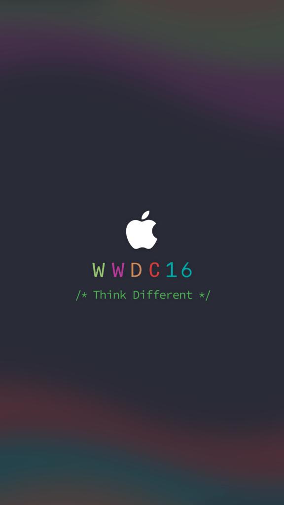 FlareZephyr WWDC 2016 wallpaper 2