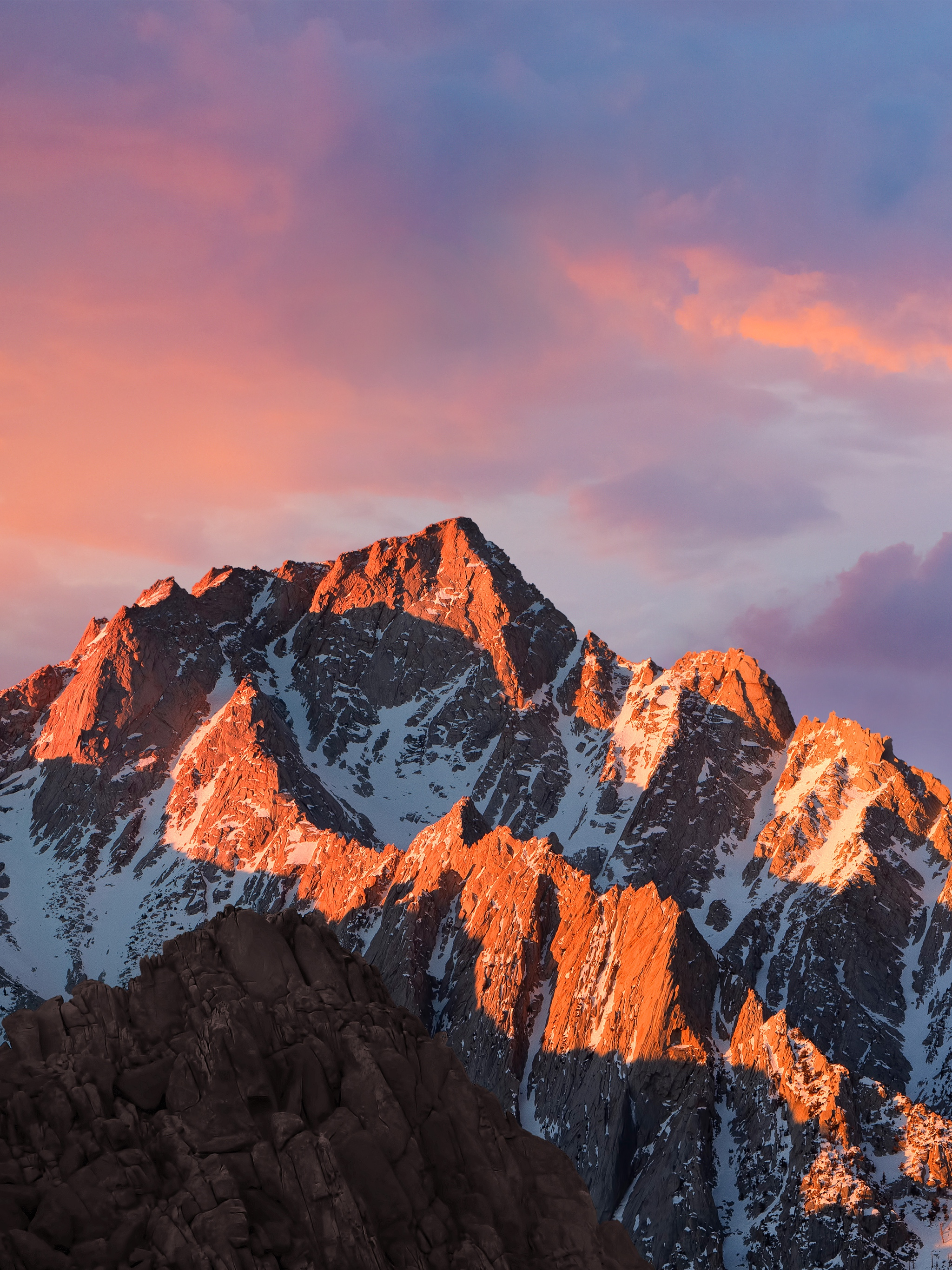 4k wallpapers of macos big sur, apple, layers, fluidic, colorful, wwdc, stock, aesthetic, 2020,. Download The New Macos Sierra Wallpaper For Iphone Ipad And Desktop