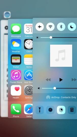 Auxo 3 iOS 9.3.3