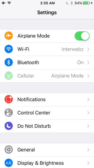 CircleIcons iOS 9.3.3