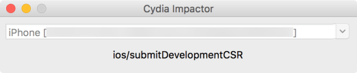 Cydia va chạm chữ ở dưới