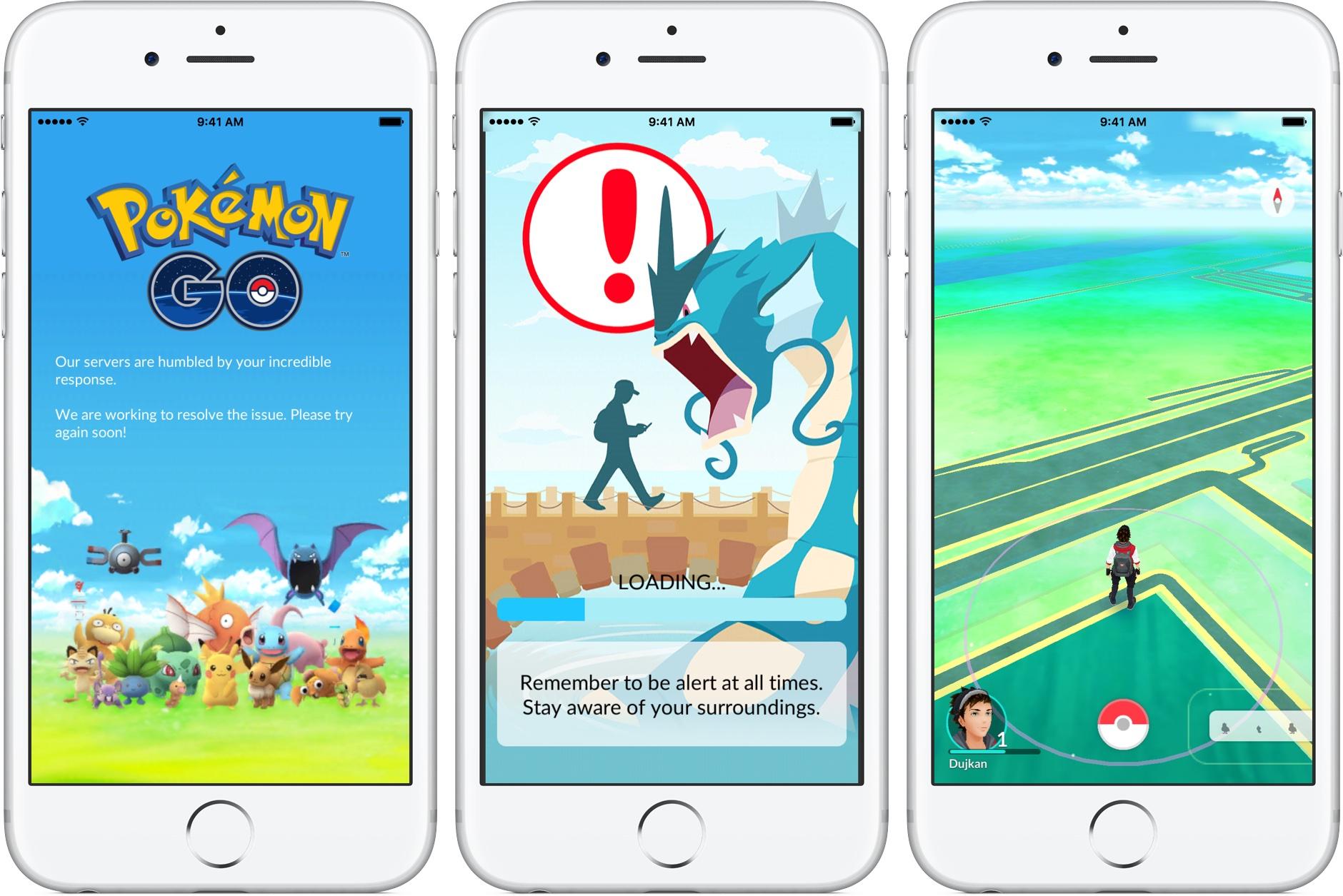 Apple Confirms Pokemon Go Set App Store Record