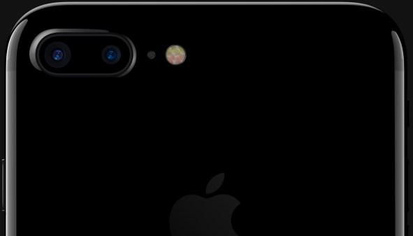 iPhone 7 plus back large camera