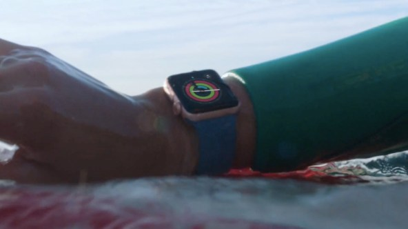 Apple Watch Series 2 ad Go Surf image 002