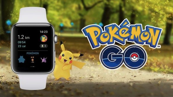 Pokemon GO now available on Apple Watch