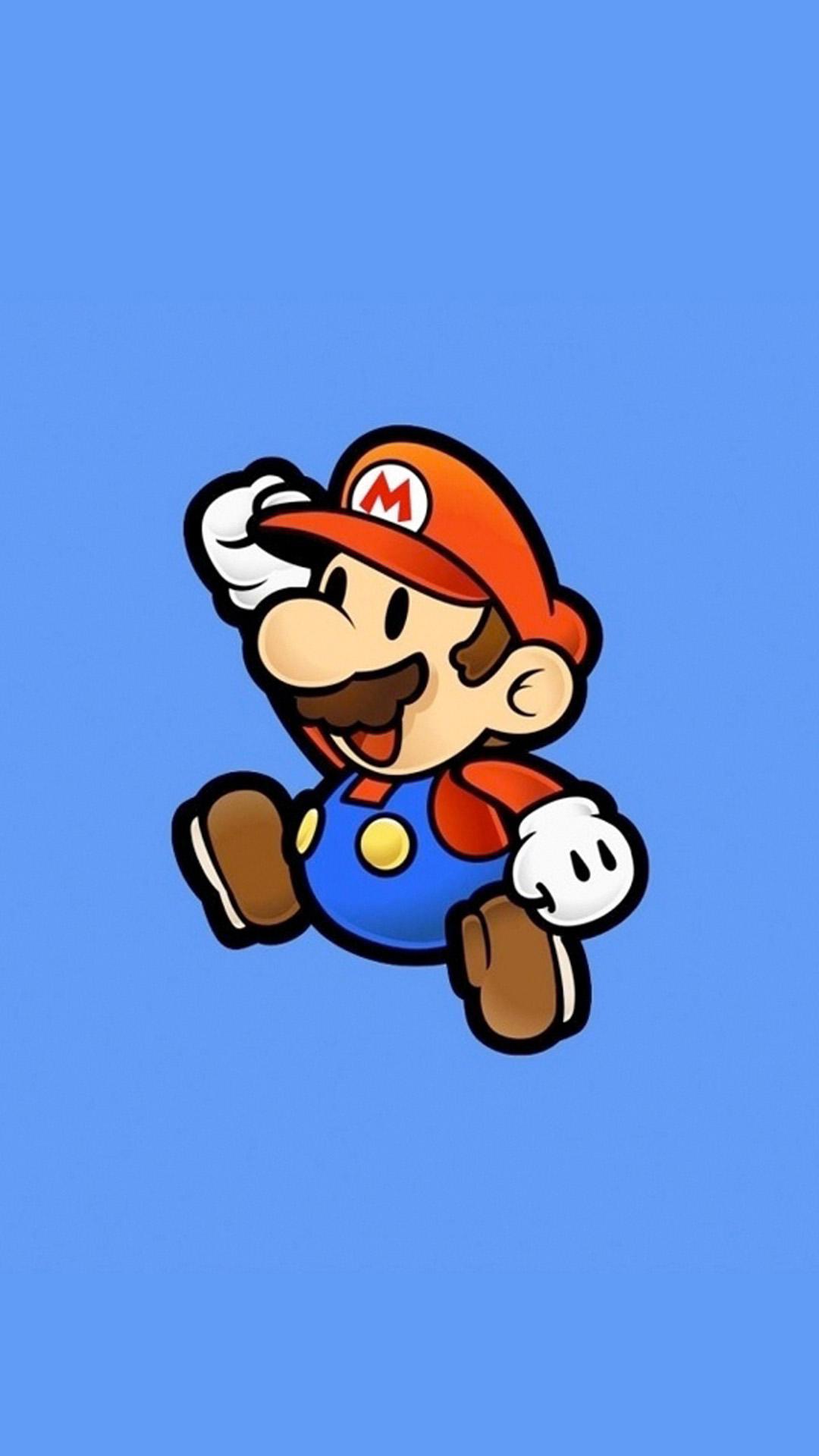 Mario - tapeta 5.
