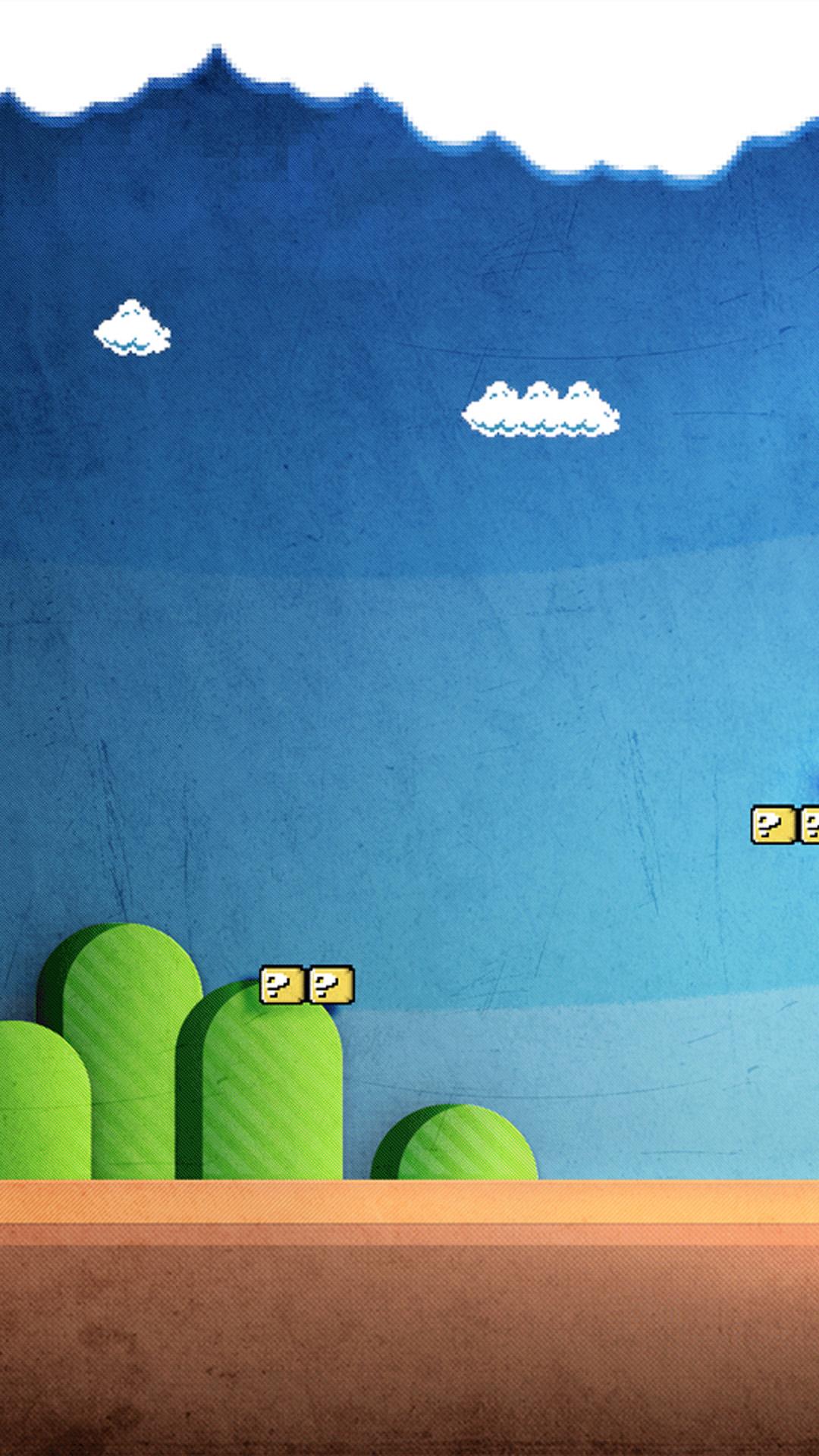 Mario - tapeta 4