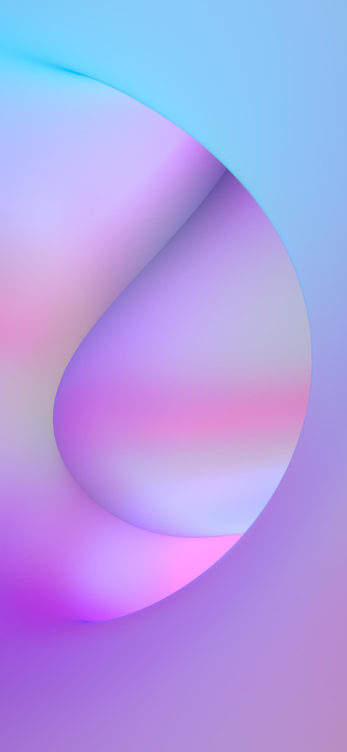 Facebook iOS 11 Wallpaper 2 - تحميل خلفيات لجوال آيفون مقدمة من فريق تصميم فيسبوك