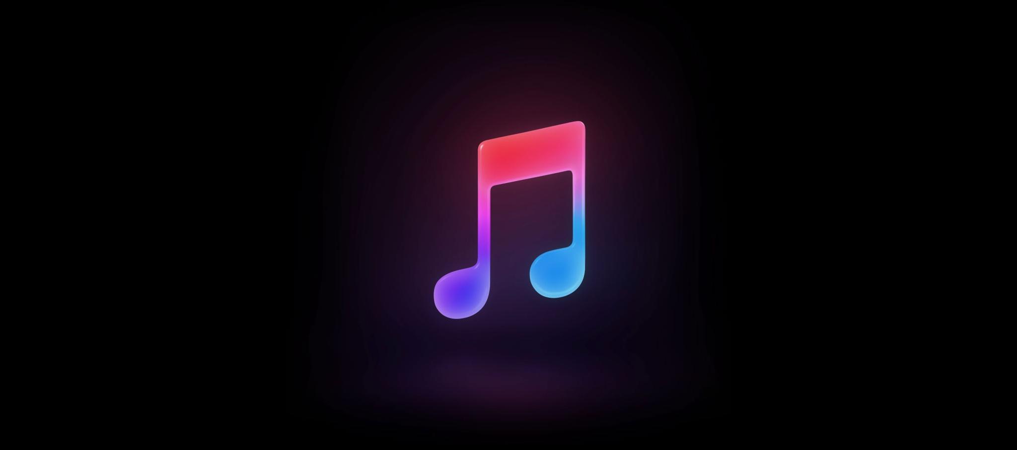 howto apple music album home screen