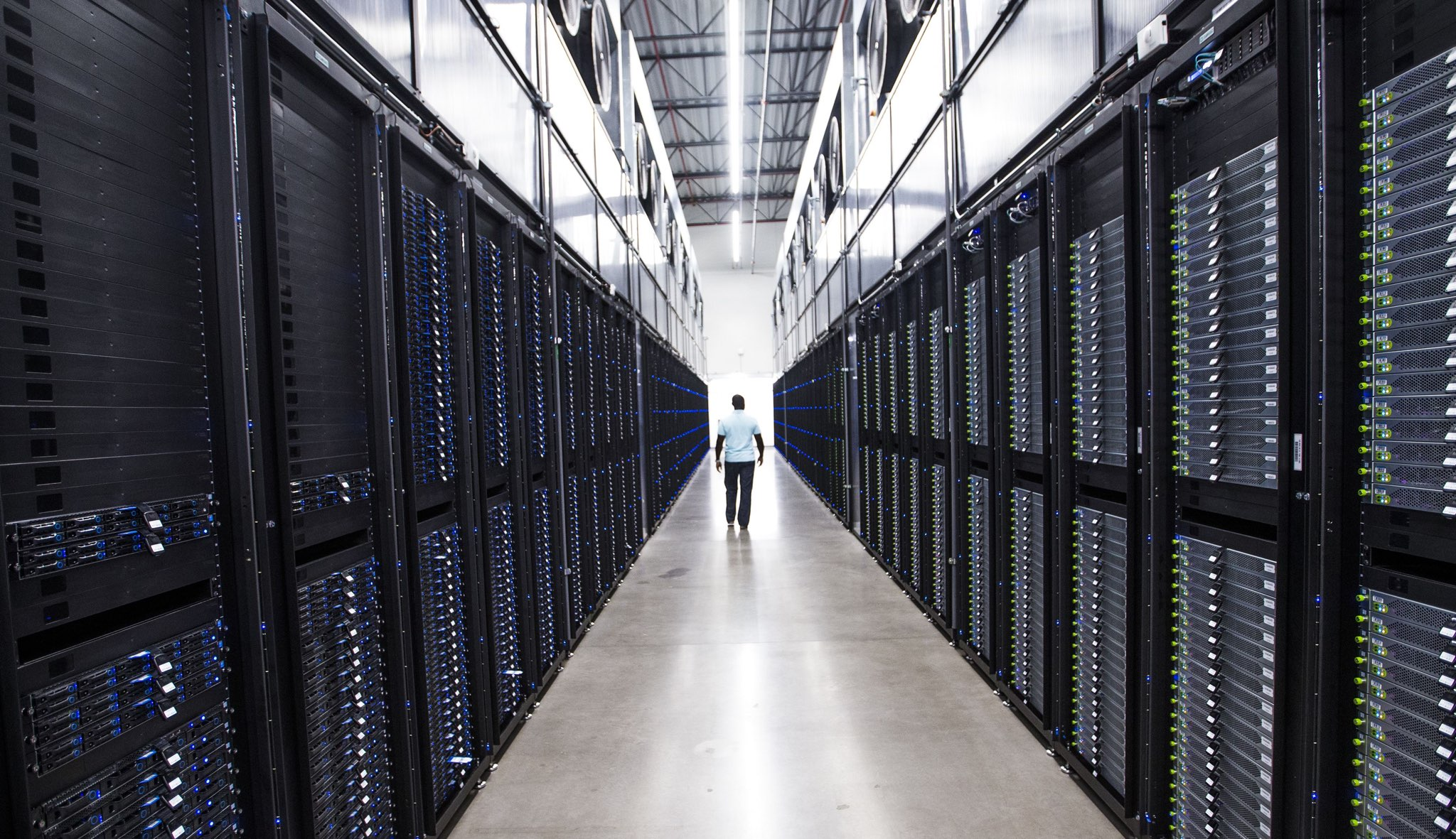 Apple's command center in Mesa, Arizona is used to oversee and manage all its data centers around the world