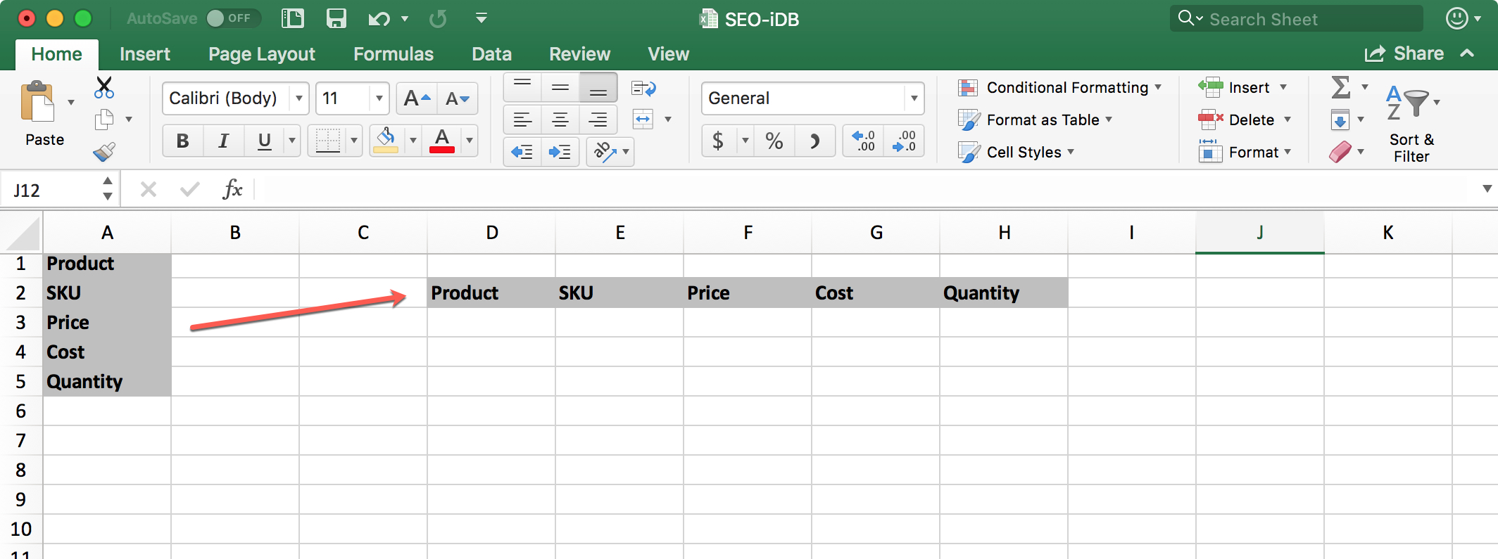 How To Transpose Columns And Rows In Microsoft Excel