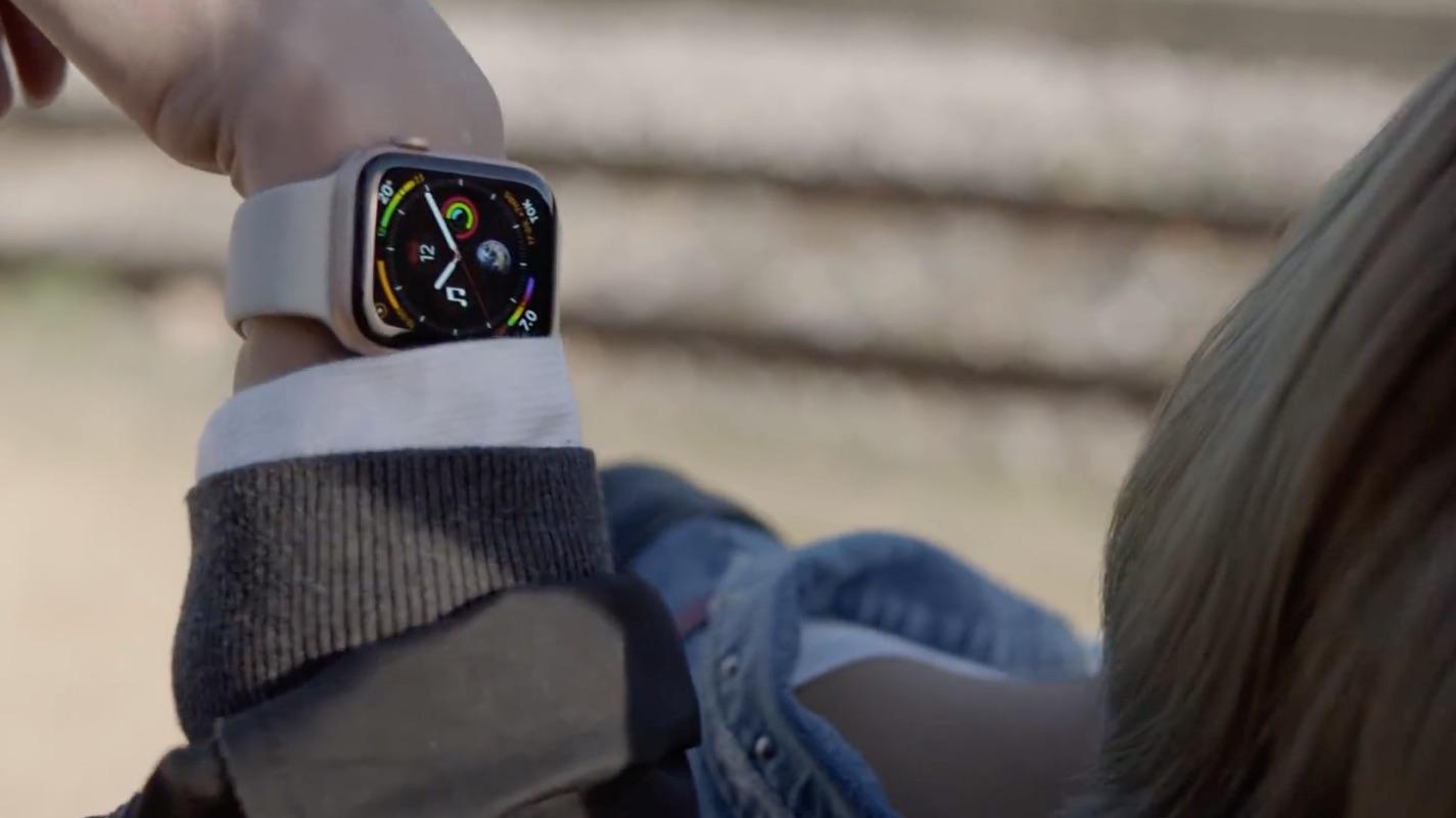 Apple Watch notifications hero image
